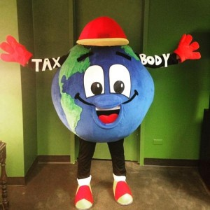 global tax body - Oxfam